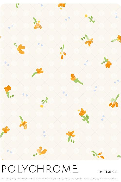 TL21-011 original print pattern
