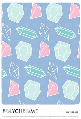 YH17-065 original print pattern