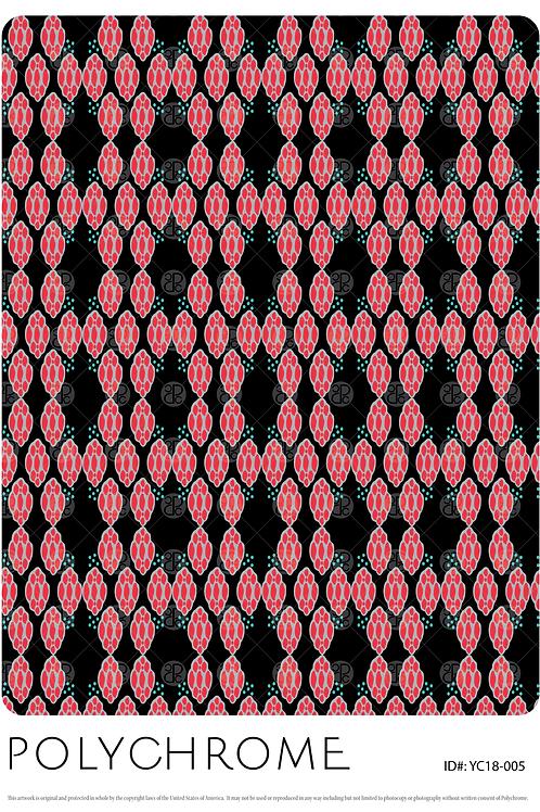 YC18-005 original print pattern