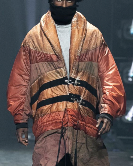 Nico Verhaegan at New York Fashion Week 2019