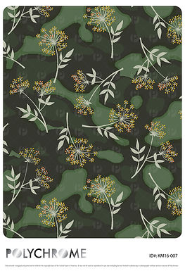 KM16-007 original print pattern