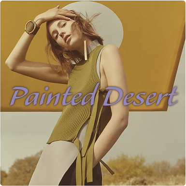Painted Desert A/W 2017-18 trend direction