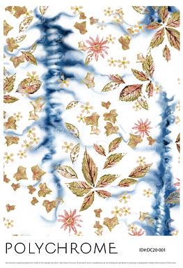 DC20-001 original print pattern