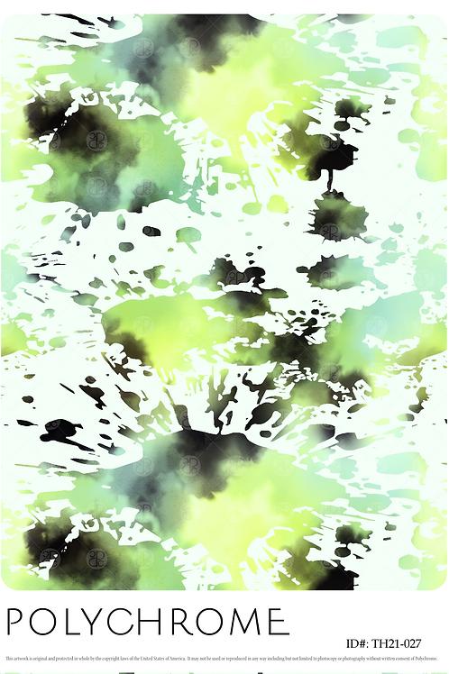 TH21-027 original print pattern