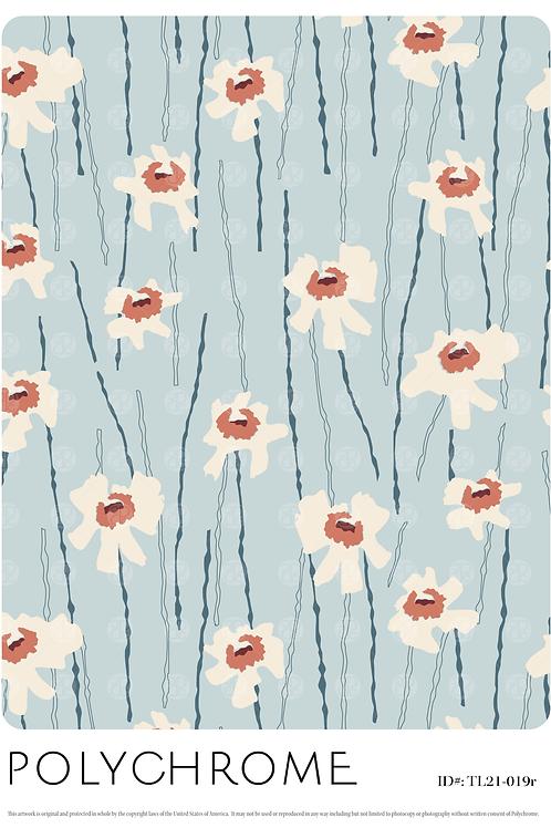 TL21-019 original print pattern