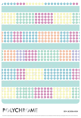 KM17-018 original print pattern