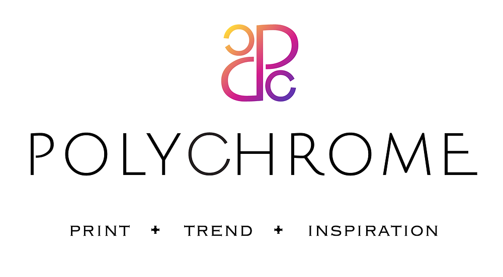 Polychrome Print Trend Inspiration for fashion apparel designers