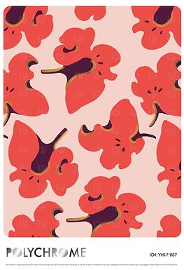 YH17-087 original print pattern