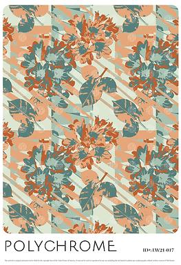 LW21-017 original print pattern