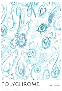 TP21-070 original print pattern