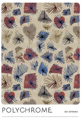 TP19-014 original print pattern