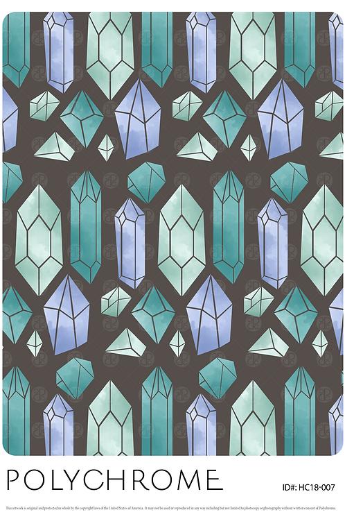 HC18-007 original print pattern