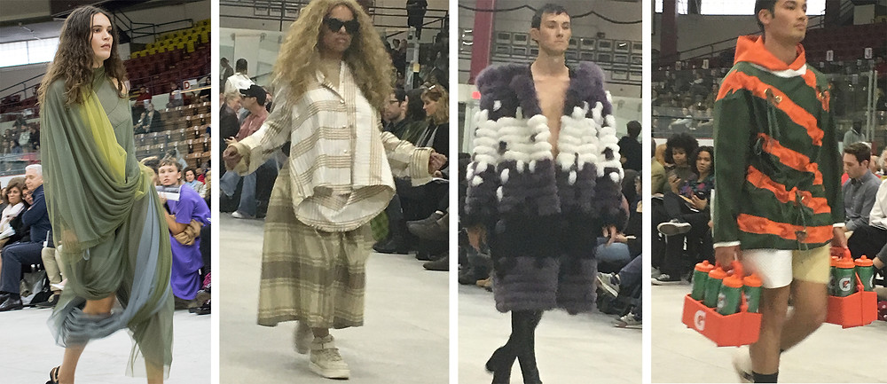 RISD fashion show 2018