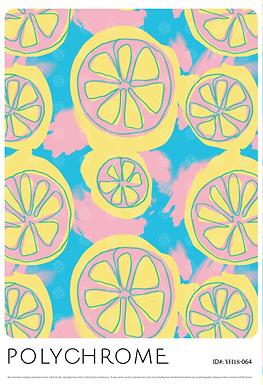 YH18-064 original print pattern