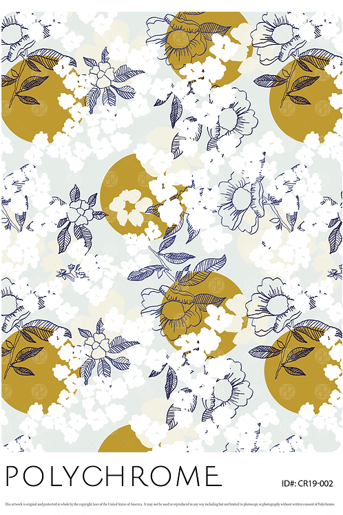 CR19-002 original print pattern