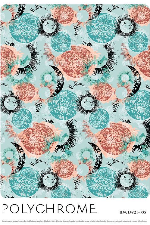 LW21-005 original print pattern