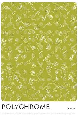 DK20-001 original print pattern