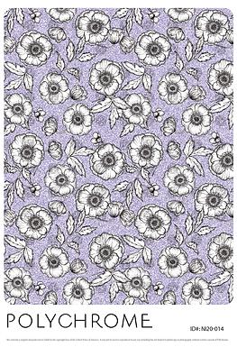 NI20-014 original print pattern