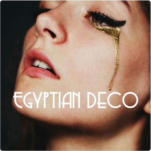 Egyptian Deco A/W 2019-20 trend direction