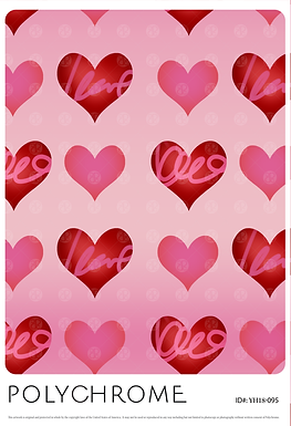 YH18-095 original print pattern