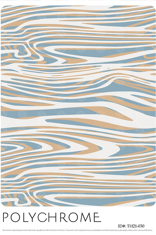 TH21-030 original print pattern