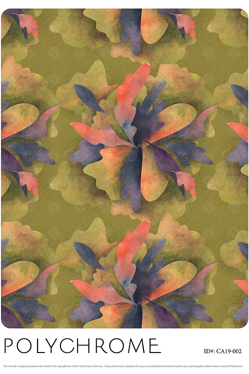 CA19-002 original print pattern