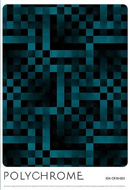 CR18-003 original print pattern