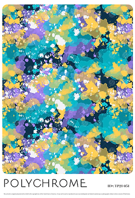 TP21-051 original print pattern