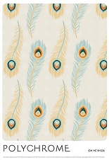 HC18-026 original print pattern