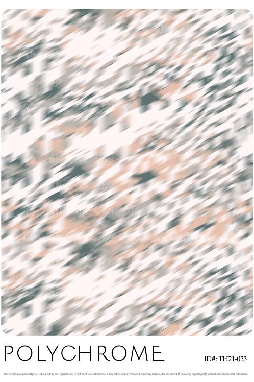TH21-023 original print pattern