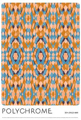 DS21-009 original print pattern
