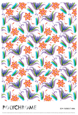 MB17-006 original print pattern