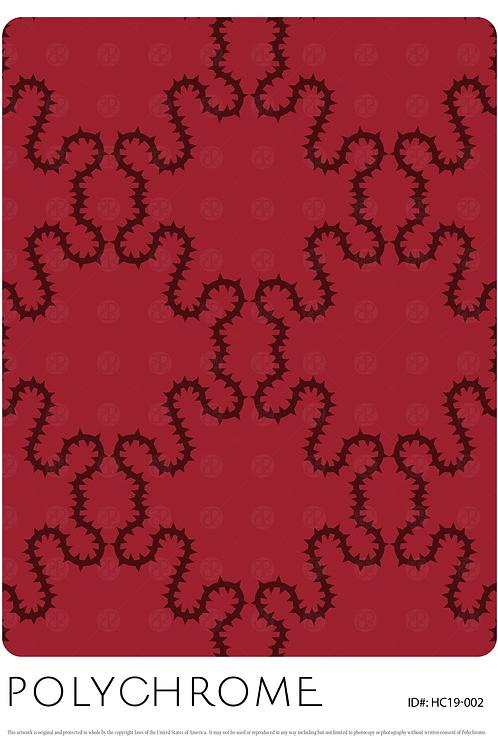 HC19-002 original print pattern
