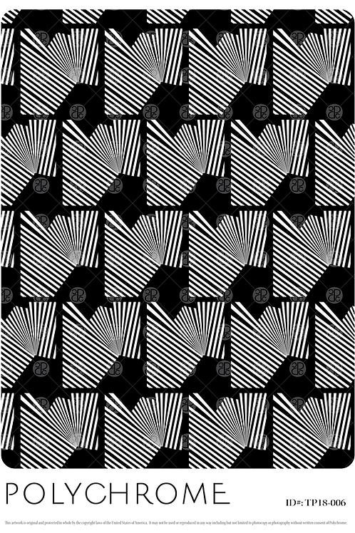 TP18-006 original print pattern