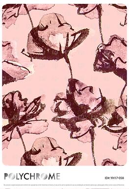 YH17-058 original print pattern
