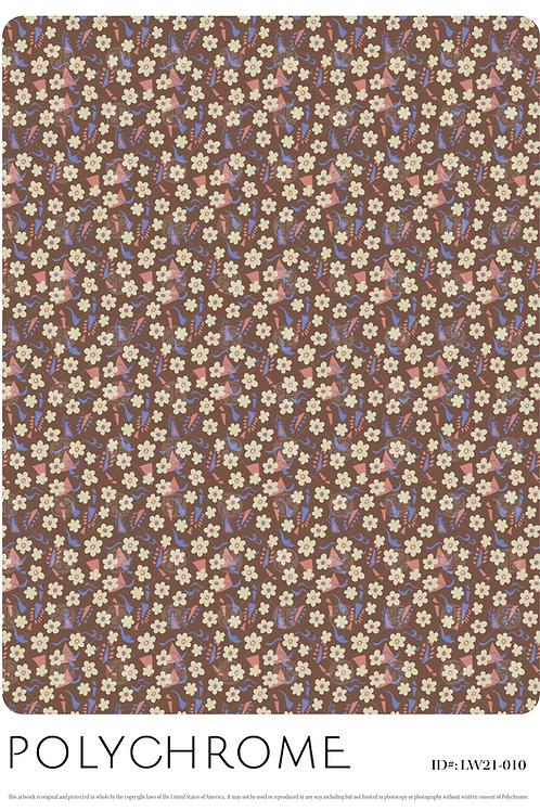 LW21-010 original print pattern
