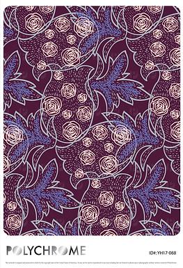 YH17-088 original print pattern