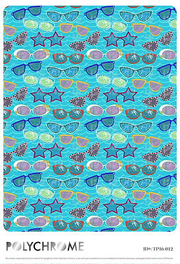 TP16-012 original print pattern
