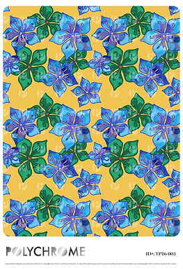 TP16-003 original print pattern