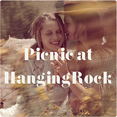 Picnic at Hanging Rock S/S 2019 trend direction