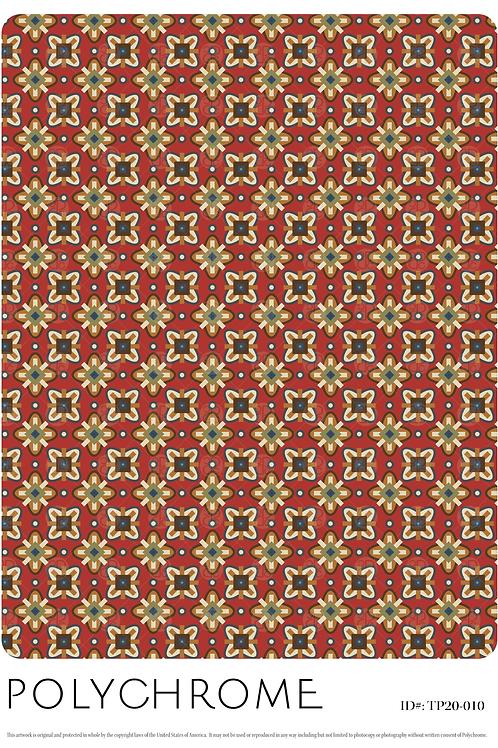 TP20-010 original print pattern