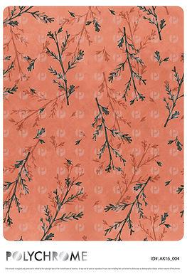AK16-004 original print pattern