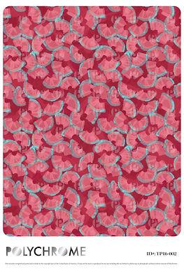 TP16-002 original print pattern