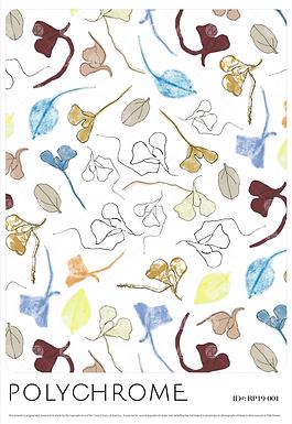 RP19-001 original print pattern