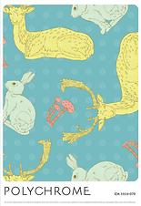 YH18-079 original print pattern