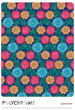 YH17-019 original print pattern