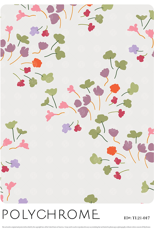 TL21-017 original print pattern