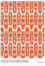 DK18-008 original print pattern