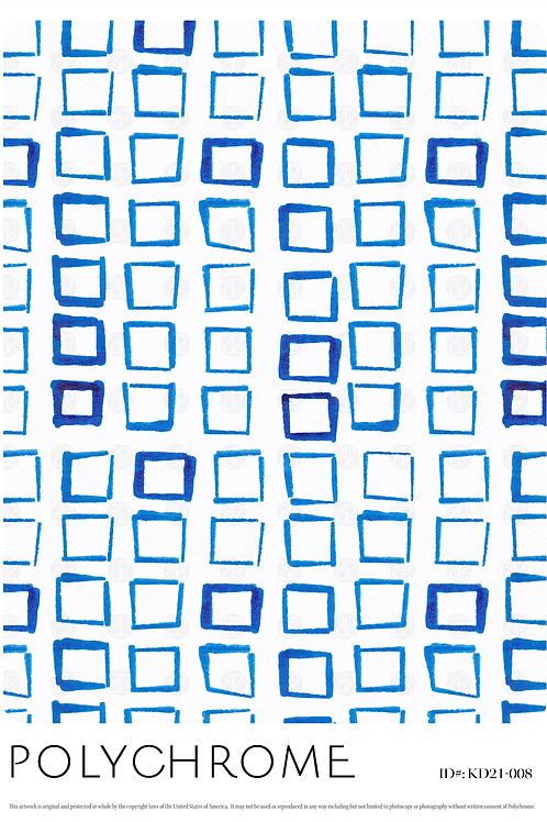 KD21-008 original print pattern