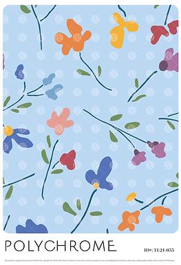 TL21-055 original print pattern